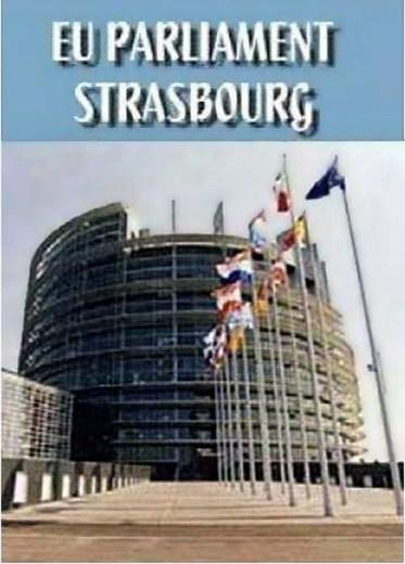 το κτίριο του Ευρωπαϊκού Κοινοβουλίου