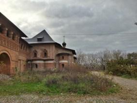 Воскресенская церковь.