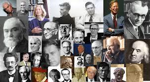 La filosofía del siglo XX durante la primera mitad
