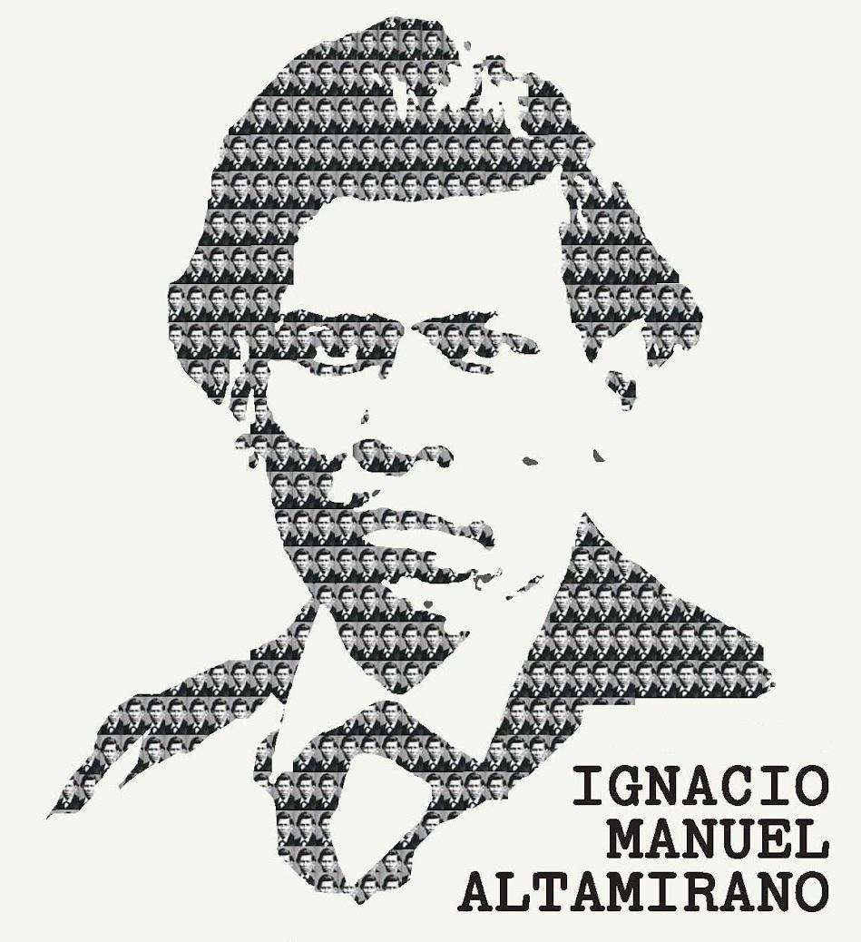 120 años de la muerte de Ignacio Manuel Altamirano