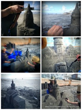 Sandslott workshop San Diego 2