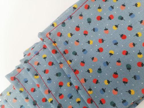 Mouchoirs en tissu lavables