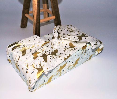 Furoshiki Fil'Otablo Emballage cadeau en tissu (29