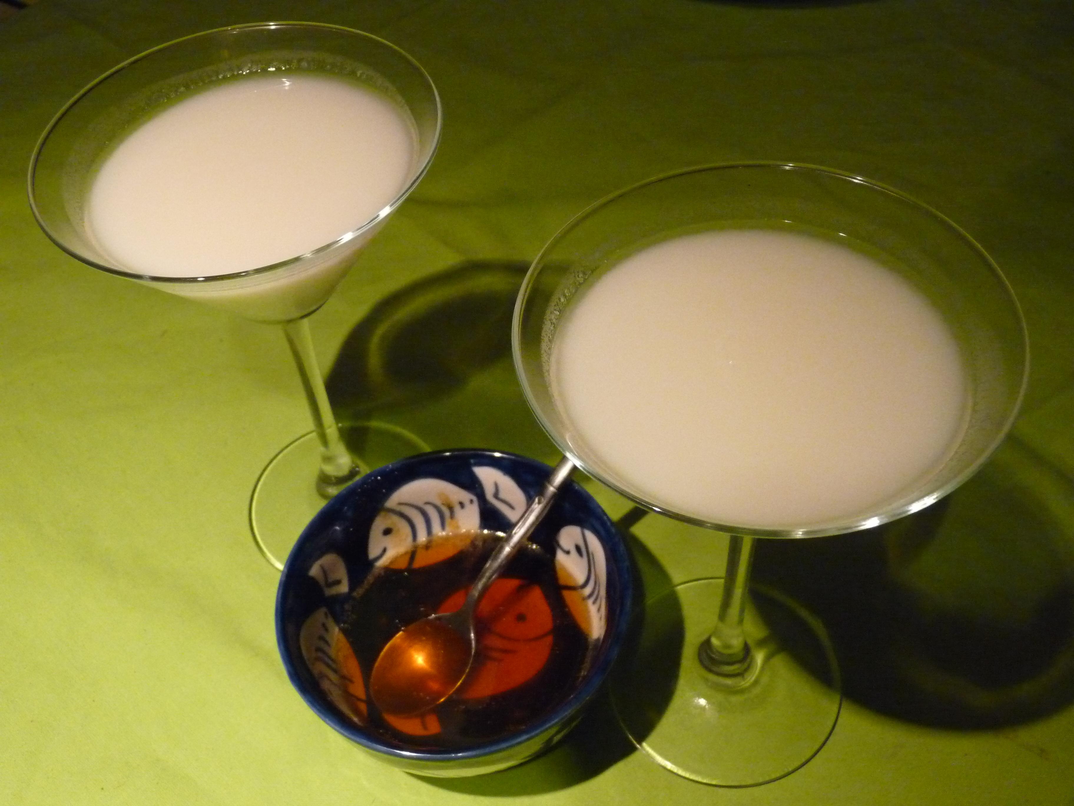 Gelatina de Yogur Natural con Miel  Internauta Sin Pauta