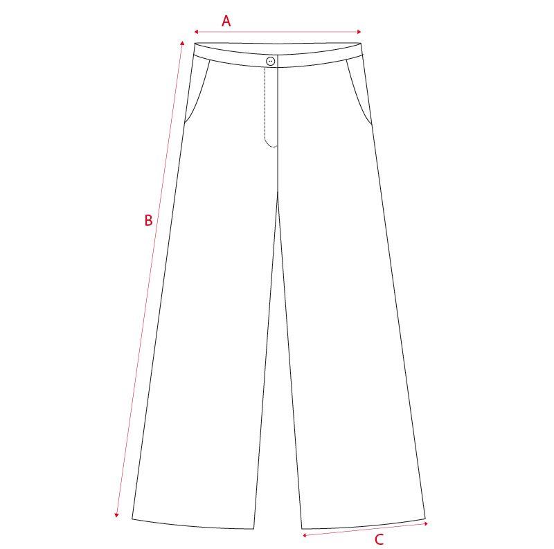 Pantalone maglina