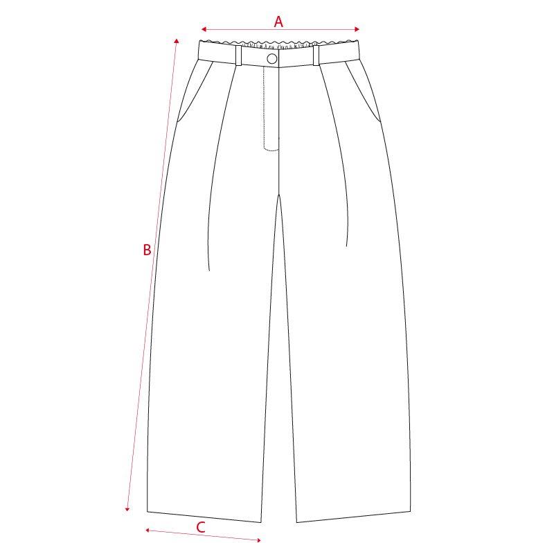 Pantaloni baggy