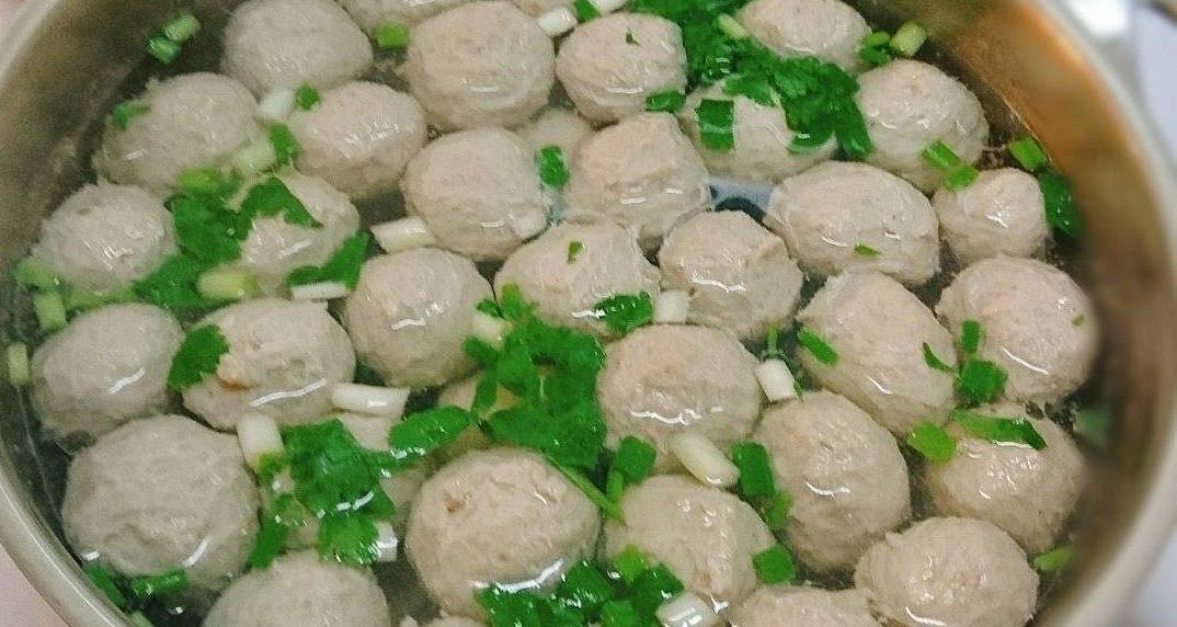 Cara Membuat Bakso Ayam Kenyal Filsafood