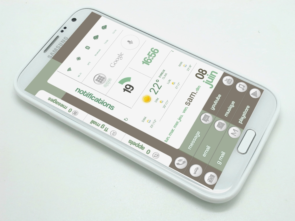 Beauty And Usefulness In Home Screen Design The Trouble With Normal