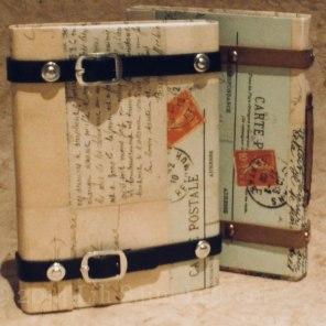 Carnets de voyage - L'atelier de Lili @ 2014