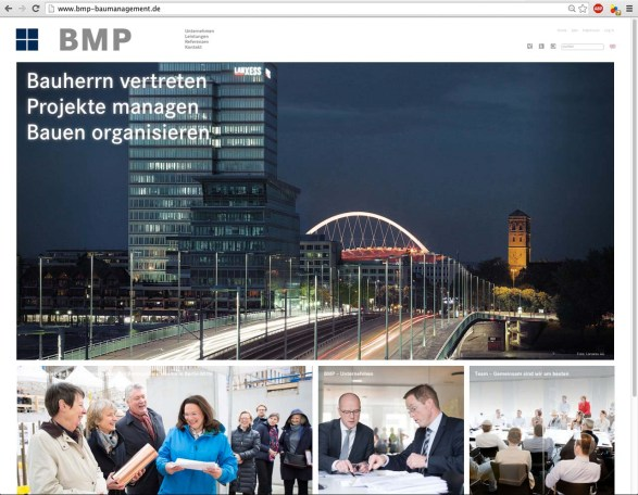 Website Design, Corporate Design, Fotografie