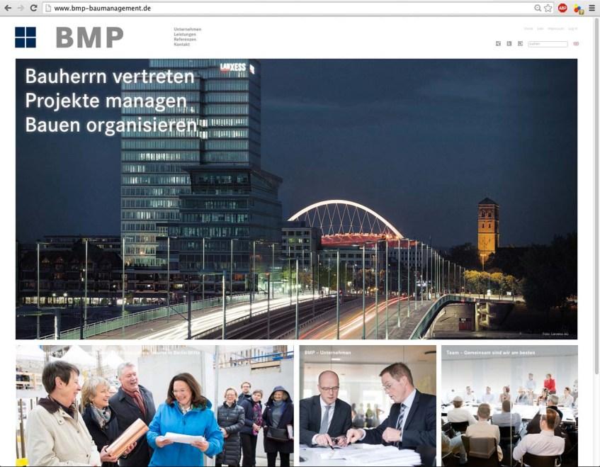 Website Design, Corporate Design, Fotografie
