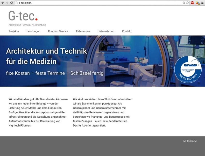 Website Design, Corporate Design