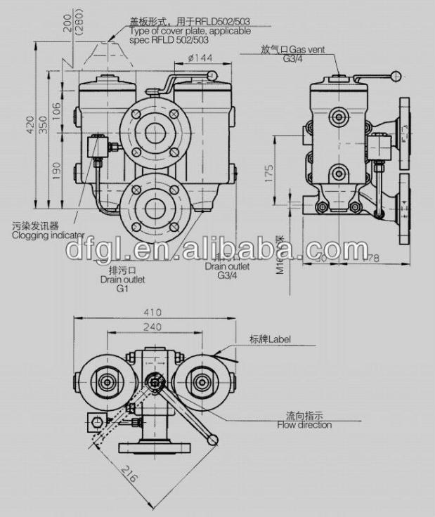 air filter,oil Filter,hydraulic filter