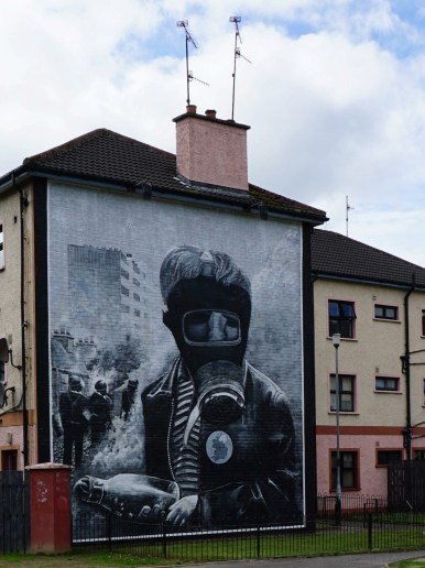 Bloody Sunday--Derry