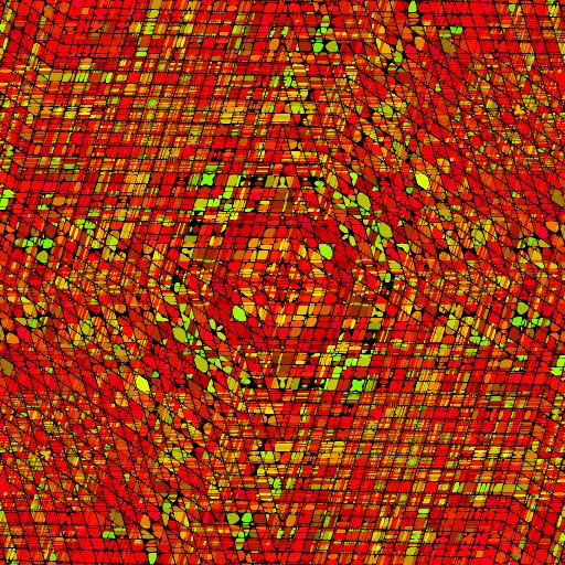 random graphic tile generator texture