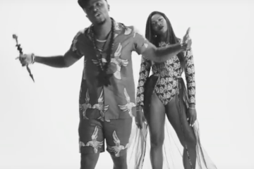 Diary, Fuse ODG And Tiwa Savage's New Collaboration