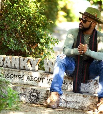 """Banky W Has Released """"Songs About U"""""""