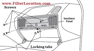2001 Ford F 150 Cabin Air Filter Location, 2001, Free