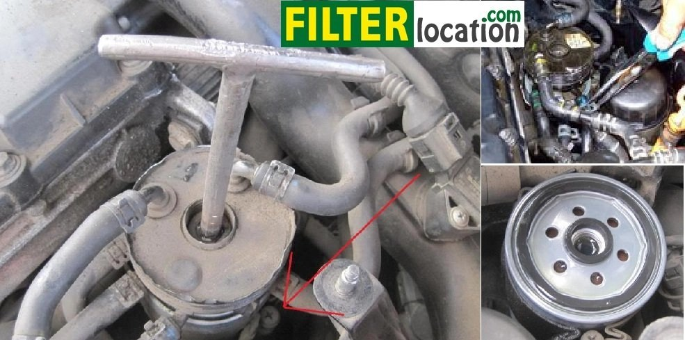 how to replace the fuel filter on a volkswagen passat b5 - vw passat fuel  filter