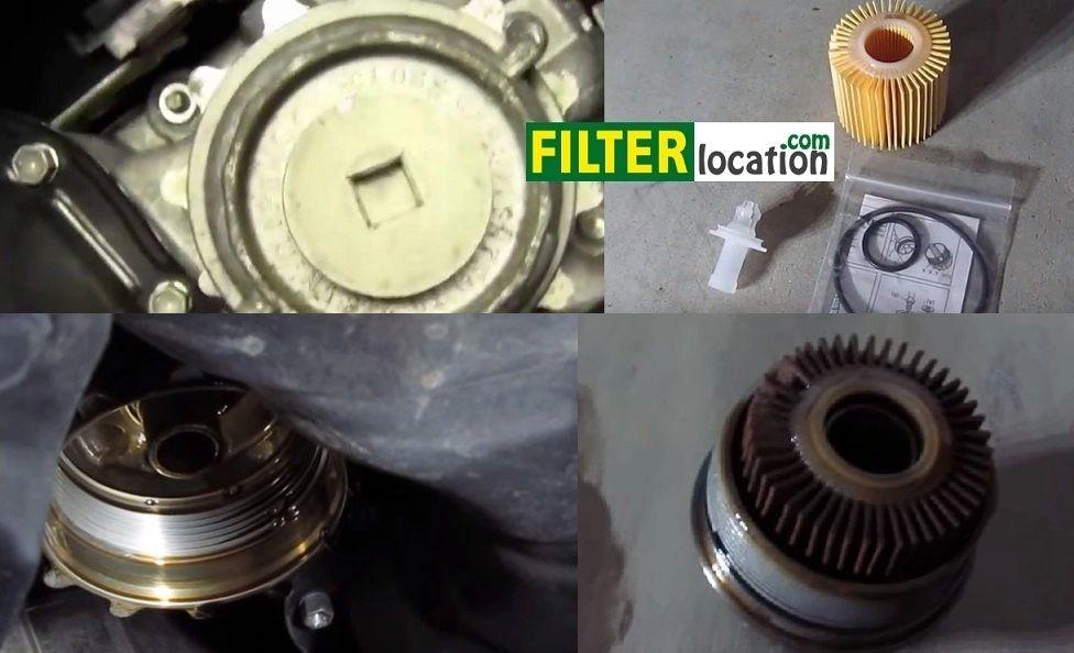 pontiac grand am fuel filter location
