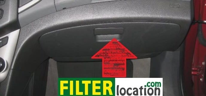 chevy sonic fuel filter