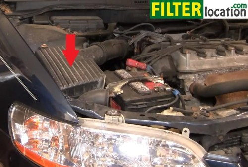small resolution of 2 how to replace the air filter