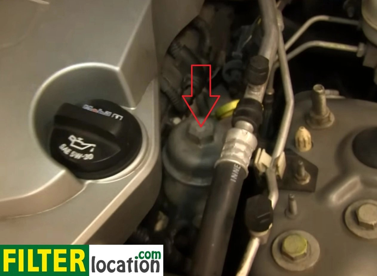 hight resolution of how to change the oil and service the oil filter on cadillac cts v6 2003 2010