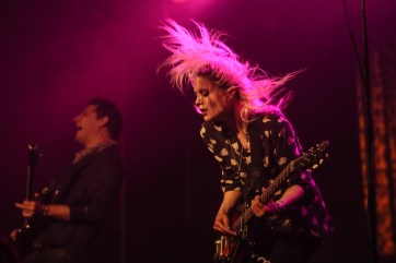 The Kills / Lulú Urdapilleta / OCESA