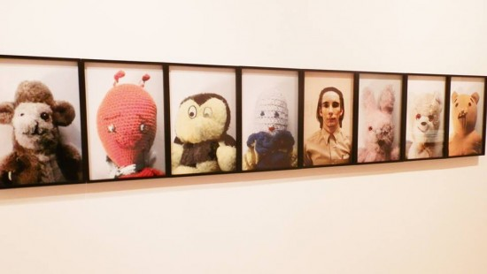Mike Kelley, Ahh...Youth!, 1991 (photo by author)