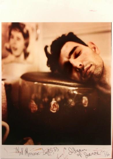 Mark Morrisroe, I Dream Of Jeanne (Stephen Tashjian's Head)