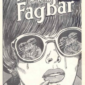 Welcome to Dean Johnson's Rock n'Roll Fag Bar