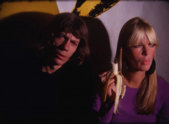 Andy Warhol. Nico/Antoine. 1966. ©2014 The Andy Warhol Museum, Pittsburgh, PA, a museum of Carnegie Institute. All rights reserved. Film still courtesy of The Andy Warhol Museum.