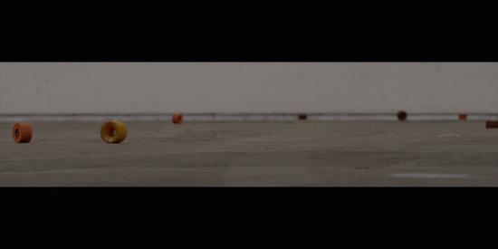 Mark Bradford, Deimos (film still), 2015 Digital video with audio