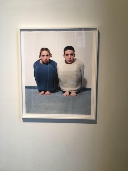 Rona Yefman, Owls (1998), 2010, Archival inkjet print