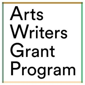 Filthy Dreams Is A Recipient Of The 2016 Creative Capital | Warhol Foundation Arts Writers Grant
