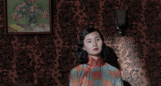 Maggie Cheung in Centre Stage