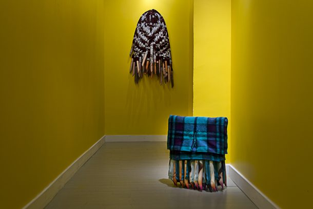 Installation view of Jade Yumang's My-O-My at SVA's CP Project Space (all photos courtesy the artist)