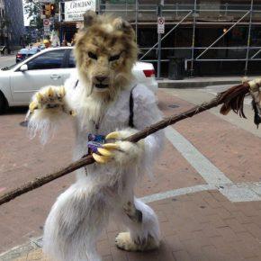 Mama's Third Annual Furry Convention Safari