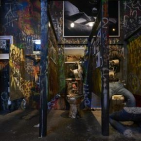 Bad Sex, Bad Drugs, Bad Music, Some Good Art: Curatorial Trying Too Hard At The Hole