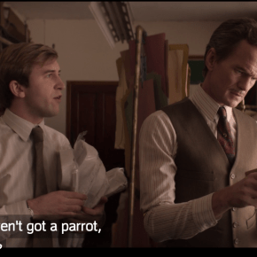 """""""What, Like You Get In Parrots?…You Haven't Got A Parrot, Have You?"""": I Watched """"It's A Sin"""" And I Have Questions"""