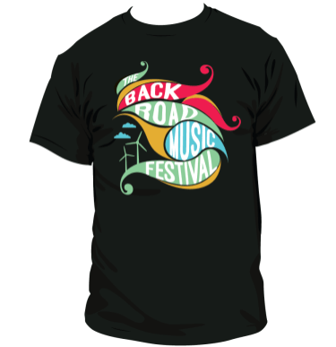 Music Festival T-Shirt Design