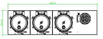 układ ogólny AD1009-T-DX-1