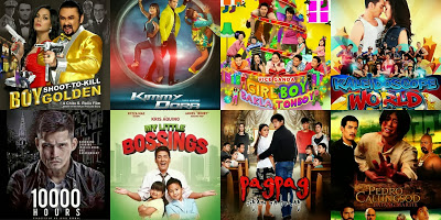Top 4 most watch movie in the 39th MMFF