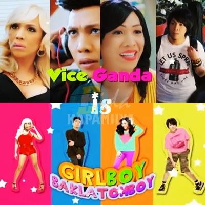 Vice Ganda Starring in Girl, Boy, Bakla, Tomboy