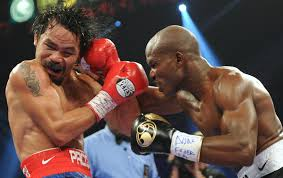 Pacquiao and Bradley