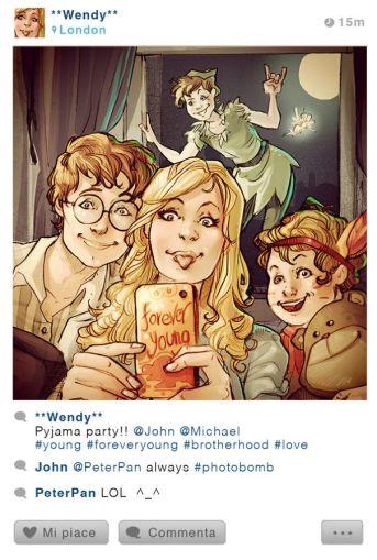 If-Disney-Characters-Took-Selfies3__605