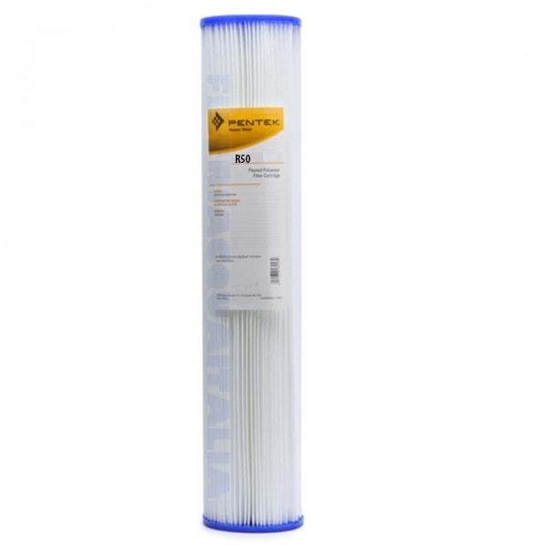 CARTUCCIA LAVABILE PENTEK R50 10 Pollici Micron 50