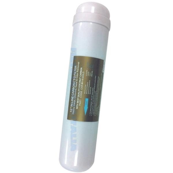 Filtro in Linea CAR 3011C Gold Carbon Block CTO 12 Pollici