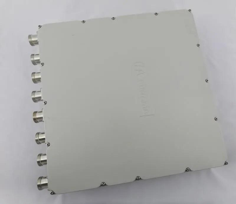 Metal cavity filter   Filtronic