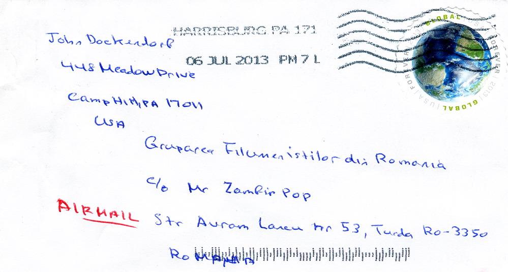 Scrisoare de la un filumenist (1/3)